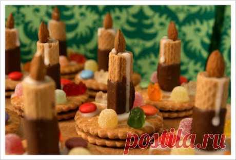 С иглой и ниткой: Поздняя рождественская выпечка