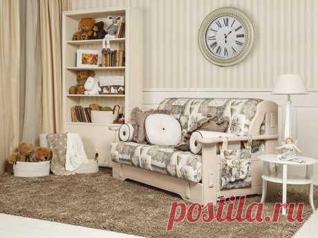 Прямой диван Вечер с книжкой от Anderssen | Купить диван фабрики Андерсен по ценам производителя