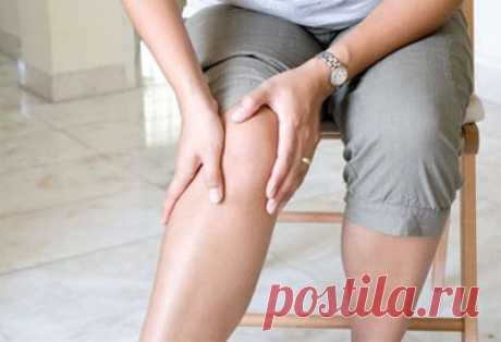 Вы знаете, как лечить суставы в домашних условиях?