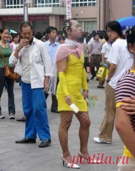 Странный Китай / Всё самое лучшее из интернета