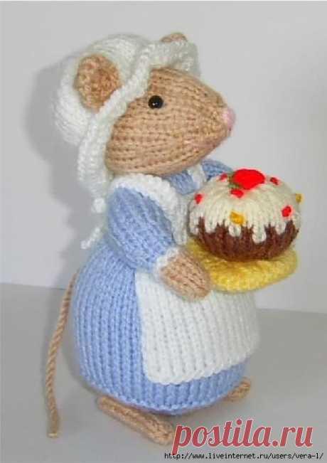 (1) АМИГУРУМИ - мир вязаной игрушки