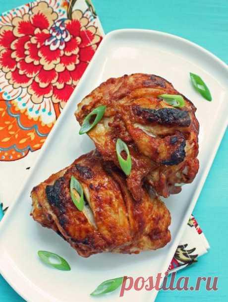 Курица тандури в духовке рецепт | Гранд кулинар