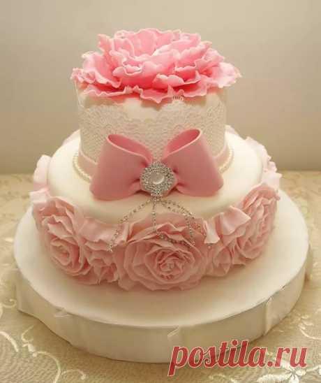 La torta al cumpleaños a la muchacha: 11 tys de las imágenes es encontrado en el Yandex. Las estampas