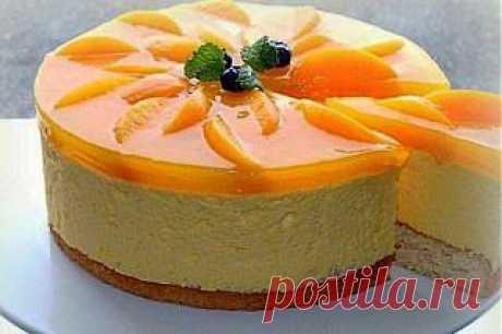 Торт-суфле | Готовим вместе