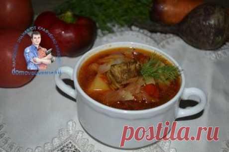 Как приготовить борщ с говядиной пошаговый рецепт с 18 фото | Народные знания от Кравченко Анатолия