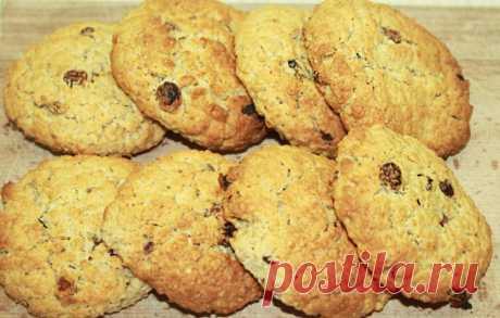 Овсяное Печенье самое вкусное - Простые рецепты Овкусе.ру
