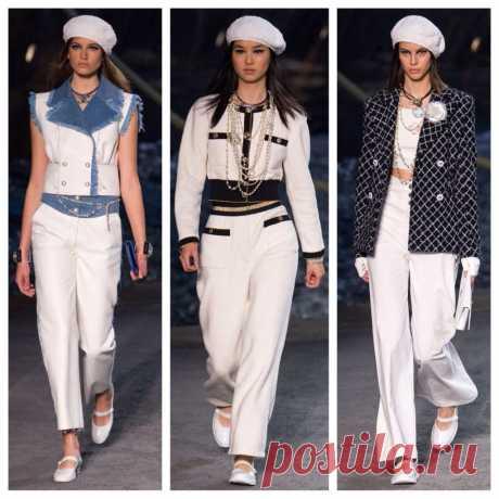 Белые брюки - фото с чем носить, актуальные образов, виды моделей