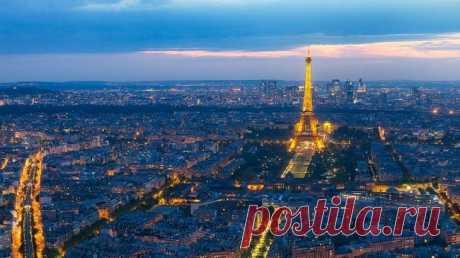 Очарование Парижа: 27 популярных мест