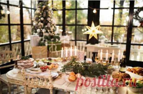 Традиционные блюда на Рождество. Какие блюда подают на Рождество.