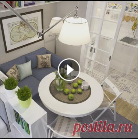 7 способов увеличить маленькую квартиру