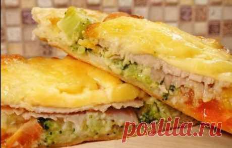Обалденная горячая закуска за 20 минут: открытые пироги с начинкой | Офигенная