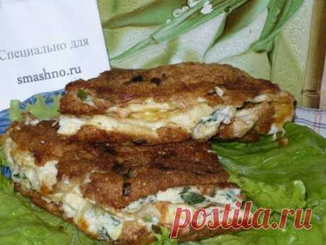 Омлет-суфле с сыром - пошаговый рецепт с фото