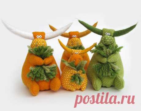 Авторские куклы из ткани | oblacco