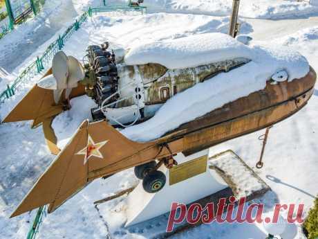Гибрид самолёта, лодки и саней. А-3 ПС | Рекомендательная система Пульс Mail.ru