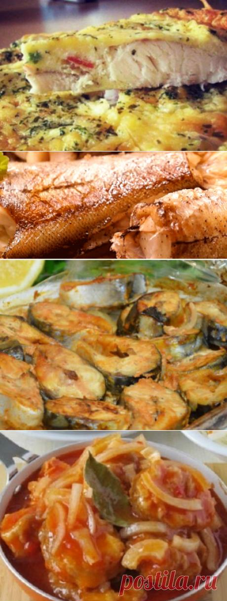 ТОП 10 рыбных рецептов. Запекаем, тушим и маринуем!