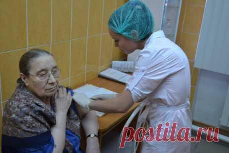 Врач-терапевт: всем ли сейчас нужно делать прививку от пневмококка после 60 лет?   Врачи и пациенты   Яндекс Дзен