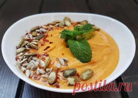 (1) Суп-пюре из тыквы - пошаговый рецепт с фото. Автор рецепта Таня М . - Cookpad