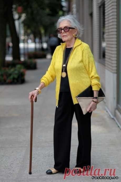 Модники в возрасте