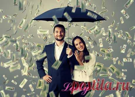 С кем вы в раке разбогатеете, а кто заведет вас в долги? Астрологический прогноз Астрологический прогноз - за кого лучше выйти замуж/жениться по финансовому признаку: с кем вы станете богатой парой, а союз с какими знаками приведет к бедности?