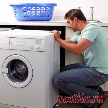 Устанавливаем стиральную машину: инструкция и схемы для любителей