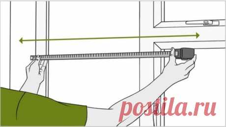 Мастер-класс: как сделать римские шторы своими руками