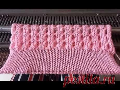 डिज़ाइनर स्वेटर बॉर्डर 0024 मशीन से कैसे बनाए इन हिंदी   Designer Sweater Border