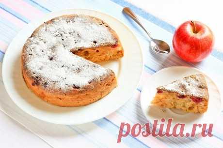 Шарлотка с яблоками в мультиварке: рецепт | Смачно Как приготовить шарлотку с яблоками в мультиварке. Рецепт приготовления шарлотки в мультиварке
