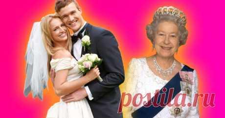 👰 Пара в шутку пригласила на свадьбу королеву Елизавету II, а она приехала Сюрприз.