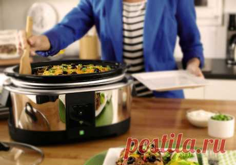 Особенности приготовления блюд в мультиварке.