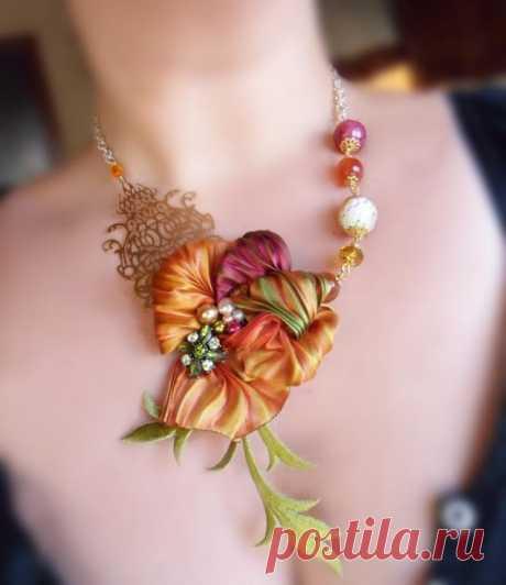 Шиборри- ожерелья и кулоны — Делаем руками
