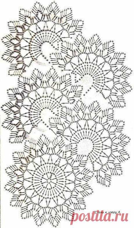 Ленточное кружево для красивых, изысканных вещей из категории Интересные идеи – Вязаные идеи, идеи для вязания