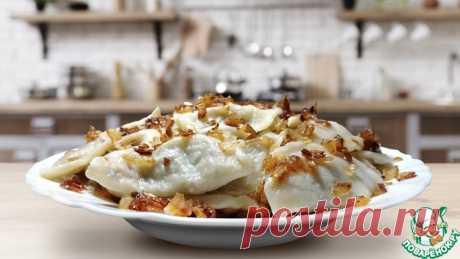 Эластичное тесто для вареников и пельменей Кулинарный рецепт