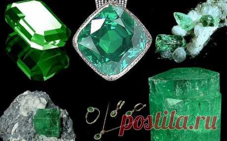 «Зеленее зелёного»: самые знаменитые изумруды и самые ценные ювелирные изделия из этого камня