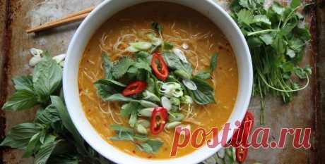 8 постных блюд, приготовленных по мотивам азиатских рецептов
