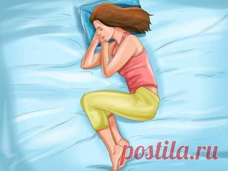 Быстро расслабится и уснуть - поможет трюк с двумя пальцами. (Занимает минуту, а эффект на всю ночь) | Блонд Марина | Яндекс Дзен