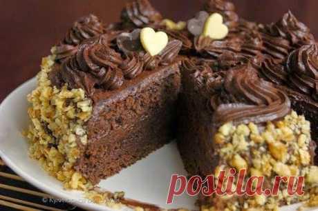 шеф-повар Одноклассники: Шоколадный торт по ГОСТу