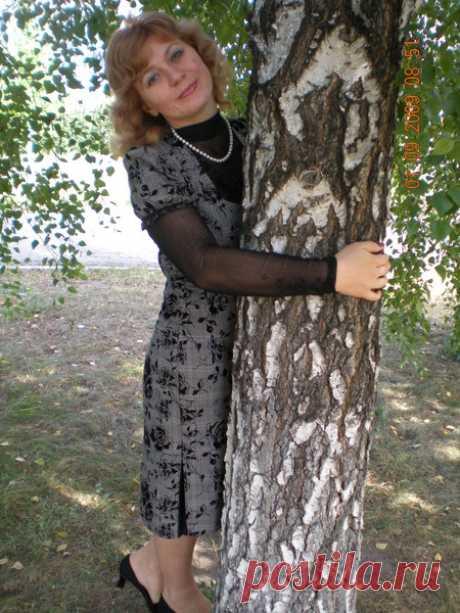 Оксана Щербина