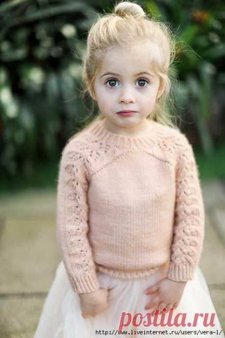 El pulóver para la muchacha