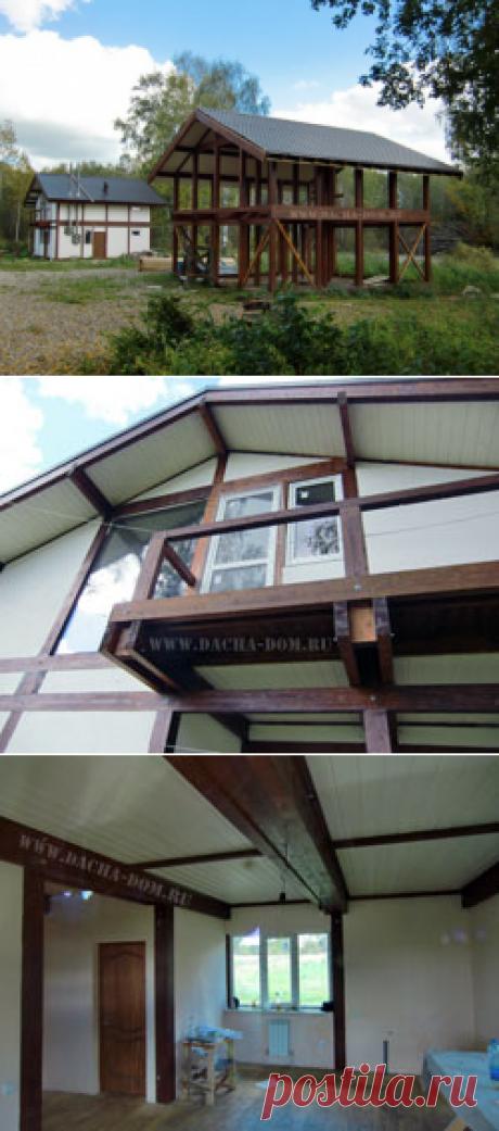Дом фахверк