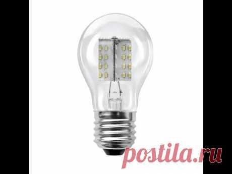 Светодиодная лампа своими руками (смотреть всем)