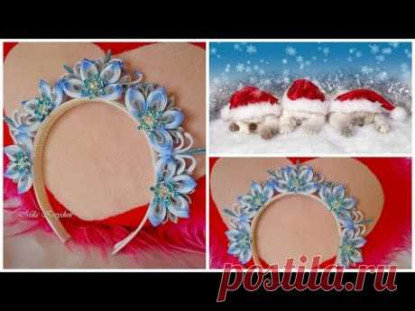 МК#29 Smart Bright crown of the Snowflake, Snow Queen