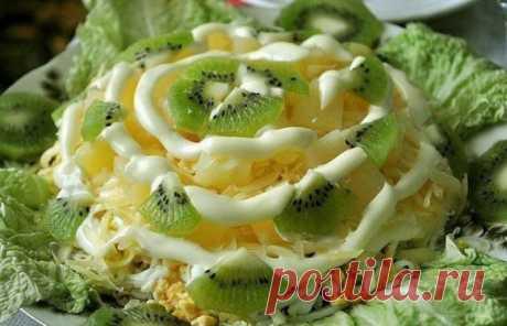 Вкусный салат «Хелел» - восхитительное блюдо, которое в миг сметают со стола Приятного аппетита!