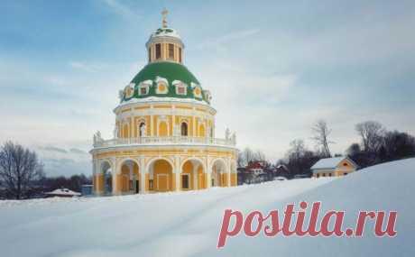 Удивительный Серпухов: город, где живут павлины и состязаются кулинары