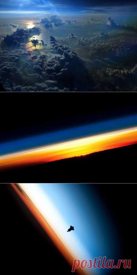 Удивительные снимки из космоса