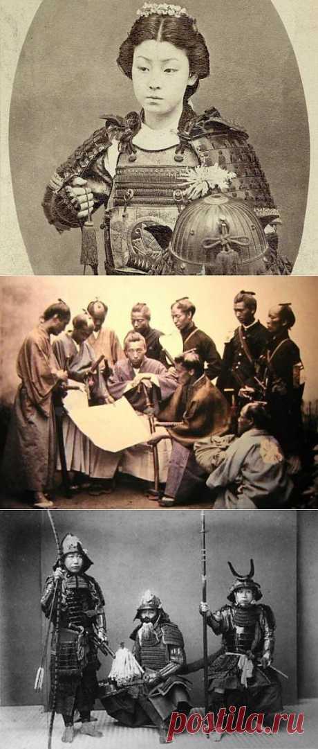 10 Занимательных фактов о самураях | Занимательный журнал