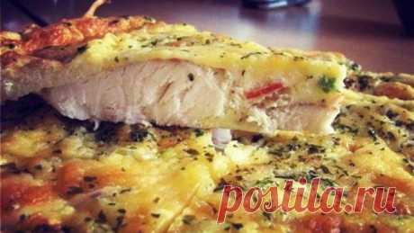 Рыба в духовке в сметане, супер простой рецепт | Таки Вкусно