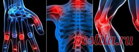 Избавляемся от болей в суставах и спине за одну неделю