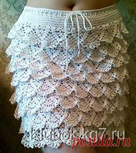 Красивые стильные юбки | Клубок