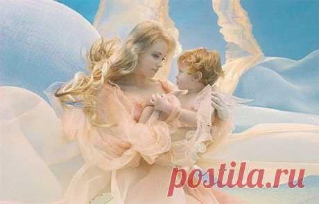 Две мамины красивые молитвы стихи — о дочери и сыне....