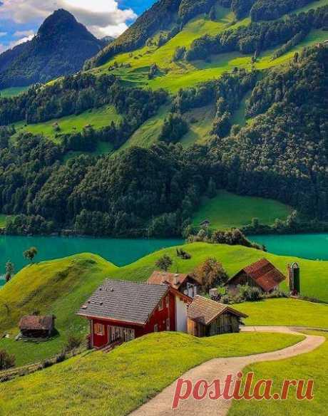 Обвальд, Швейцария Фото @sennarelax